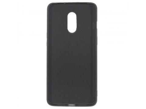 ✪Силиконовый чехол C-KU SS01 для смартфона OnePlus 7 Black надежная защита от сколов царапин