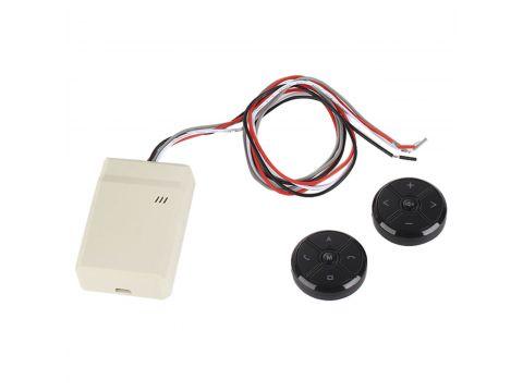 Пульт дистанционного управления магнитолой Terra DX T-3 на руль автомобиля рулевое управление