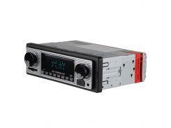 ☜Автомагнитола Lesko 5513 USB порт разъем AUX карта памяти поддержка FM/MP3 ответ на звонки пульт управления*