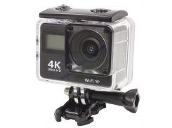 "✥Экшн-камера Lesko DV Sport Action H1 Black сенсор 2"" водонепроницаемая Wi Fi HD пульт-браслет оригинал"