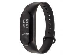 """ϞФитнес трекер UWatch M3 Black OLED 0.78"""" сенсор Bluetooth 4.0 батарея 90мАч умный браслет для занятий спортом"""