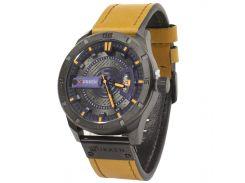 ☚Мужские часы CURREN 8301 Brown влагозащищенные кварцевый механизм спортивные наручные стальной корпус