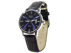 ☜Наручные часы SWIDU SWI-001 Blue влагозащищенный корпус 3АТМ кварцевый механизм нержавеющая сталь