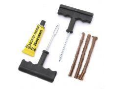 ➤Ремкомплект Lesko для бескамерных покрышек набор для ремонта шин ремонтный набор для автомобиля