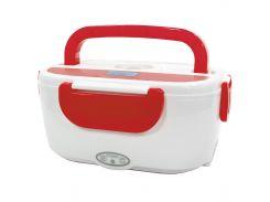 ✸Ланч-бокс Lesko RJH-A2 Red емкость для хранения подогрева пищи портативный с кабелем
