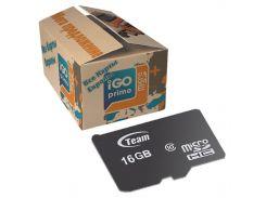 ☆Комплект карт Европы IGO (microSD) для путешественников дальнобойщиков навигатор детальная карта