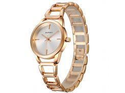 ☀Часы BAOSAILI BSL1041 Rose Gold модный наручный аксессуар для девушек стильные часы Баосаили