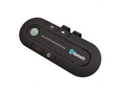 ➔Громкая связь Lesko Car Kit с встроенным микрофоном для автомобиля свободные руки функция записи Bluetooth