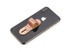 ☛Держатель для телефона Momostick iSeries (A-i-03) Pink модный сдвижной аксессуар для смартфона на палец