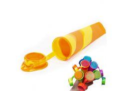 ✮Силиконовая форма CUMENSS N02067 Yellow + Orange для мороженого и фруктового льда