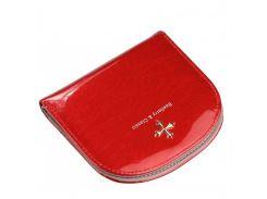 ✥Женский кошелек Baellerry N5536 Red компактный тонкий для хранения денег монет девушкам