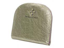 ☀Кошелек для девушки Baellerry N5536 Silver компактный дизайн хранение денег монет
