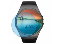 ✸Защитное стекло Lesko для смарт-часов D=31 mm от сколов царапин для умных часов