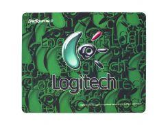 ✧Коврик для мыши Logitech F2 200*240*1.5mm Green игровой компьютерный для мышки ПК