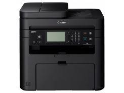 ★МФУ CANON i-SENSYS MF237w c Wi-Fi (1418C122) лазерная печать черно-белая для офиса дома встроенный факс