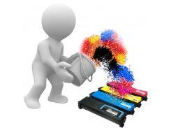 Заправка картриджа для принтера МФУ чернилом тонером обслуживание комплектующих
