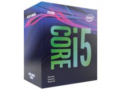 ✺Процессор Intel Core i5 8400 2.8GHz (8MB, Coffee Lake, 65W, S1151) Box (BX80684I58400) для ПК