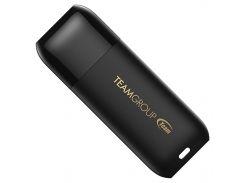 ✺Флешка Team C175 USB3.0 Pearl Black (TC175364GB01) 64GB для ПК передачи данных