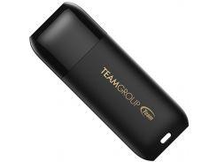 ϞФлешка Team 32GB C175 USB3.1 Pearl Black (TC175332GB01) для быстрой передачи информации