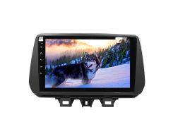 """Автомагнитола штатная Hyundai Tucson Android 10"""" IPS Bluetooth USB GPS Wi-Fi FM радио голосовое управление 4G"""