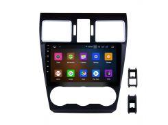 """Штатная автомагнитола 9.0"""" Subaru Forester GPS-модуль FM-радио Android поддержка 4G Wi-Fi"""