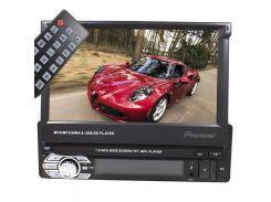 Автомагнитола Pioneer 9601G с выдвижным экраном 1DIN на Windows с навигатором GPS