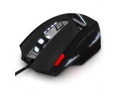 ✓ Мышь игровая Zelotes Т-60 LED подсветка проводная юсб 3200 DPI 7 кнопок покрытие Soft-touch