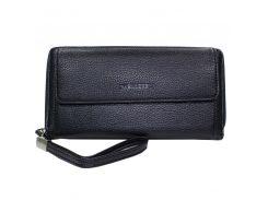 ✧Мужское портмоне Baellerry S5515 Black кошелек на змейке стильный клатч для мужчин для хранения документов