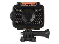 """Экшн-камера SOOCOO S60 экран 1.5"""" угол обзора 170 градусов встроенные микрофон Wi Fi SOS Батарея 1050 мАч"""