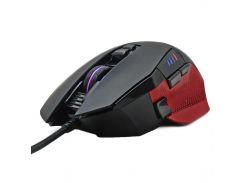 ★ Мышь проводная FANTECH X11 Daredevil Black 8 кнопок компьютерная игровая сенсор Avago 3325 DPI 8000