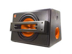 ☝Автомобильный сабвуфер 10'' KUERL K-E10APR максимальная мощность 1500W акустическая система в авто