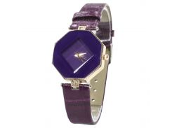 ➤Кварцевые часы Rowng Геометрия Purple стрелочные наручные женские оригинальные часы