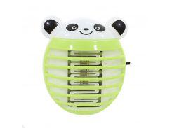 Ультрафиолетовый уничтожитель насекомых Lesko Bear Green электрическая ловушка-отпугиватель от комаров