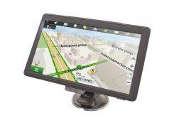 "GPS навигатор 7"" Pioneer 736 на WinCE TFT экран память 8 Gb карта памяти AUX вход навигация Navitel"