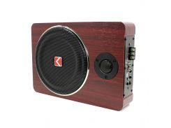 Автомобильный сабвуфер 8'' KUERL K-F806APR аудио акустика динамики в авто максимальная мощность 600 Вт