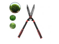 Ножницы DingKe 740 мм для подрезки живой изгороди прямые садовые кусторез стальной