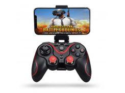 Игровой геймпад для смартфона iPega A-S6 беспроводной с держателем Bluetooth 4.0 для IOS Android 400 мАч