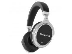 Беспроводная гарнитура Bluedio F2 Black стерео Bluetooth 4.2 наушники со встроенным микрофоном