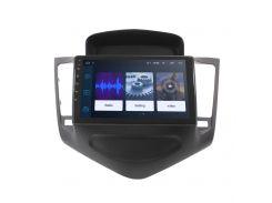 "Штатная автомобильная  9"" магнитола Chevrolet Cruze (2009-2015 г.) 1/16 Гб Can модуль GPS Wi Fi Android 8.1"
