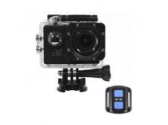 Экшн-камера SOOCOO C30 Black SONY IMX 078 HD 4K microSD 1350 мАч Wi Fi водонепроницаемая Бокс Action camera