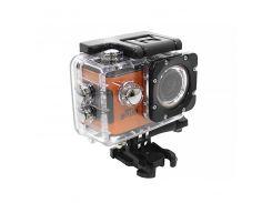 Экстремальная экшн-камера SOOCOO S100 Orange 4K видео Wi Fi GPS Батарея 1050мАч