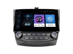 """Штатная автомобильная 10.1"""" магнитола Honda Accord 7th Gen (2004-2007г) 1/16 Gb 4 ядра Android климат контроль"""