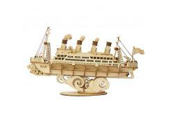 Деревянный 3D конструктор Robotime TG306 Титаник