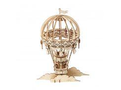 Деревянный 3D конструктор Robotime TG406 Воздушный шар