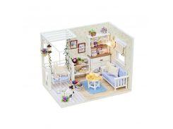 3D Румбокс кукольный дом DIY Cute Room 3013 Kitten Diary детский конструктор