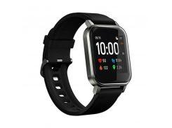 Смарт-часы Haylou Smart Watch 2 (LS02) Black спортивные с функцией измерения давления