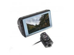 Автомобильный видеорегистратор Lesko T90 microSD непрерывная цикличная запись