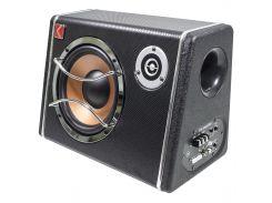 """Автомобильный сабвуфер 8"""" KUERL K-CT8 на 480 Вт мощная акустика для авто громкое звучание"""