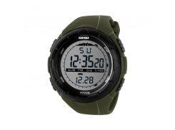 Часы мужские SKMEI 1025 Green карманные наручный аксессуар
