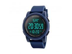Часы мужские SKMEI 1257 Blue наручные стильный аксессуар